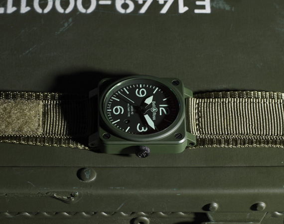 Bell x Ross BR 03 92 x BR S – Military Ceramic Watch Pack 2 Bell & Ross BR 03 92 x BR S – Military Ceramic Watch Pack