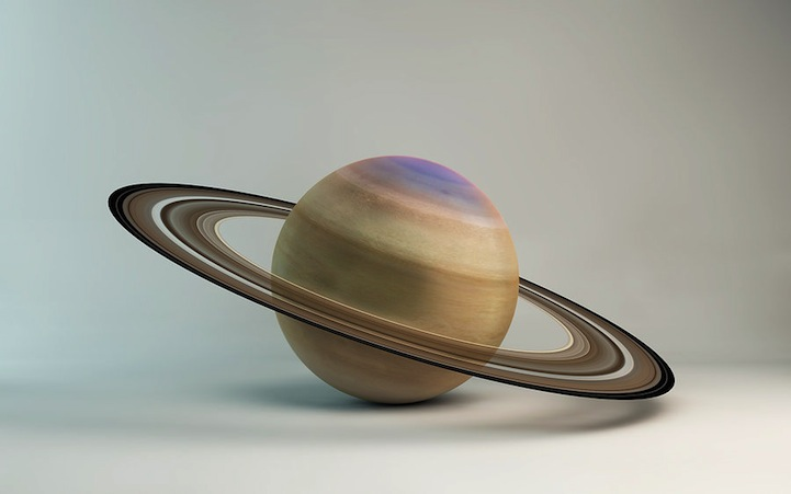 DavidFuhrer7 saturn The Cosmos by David Fuhrer