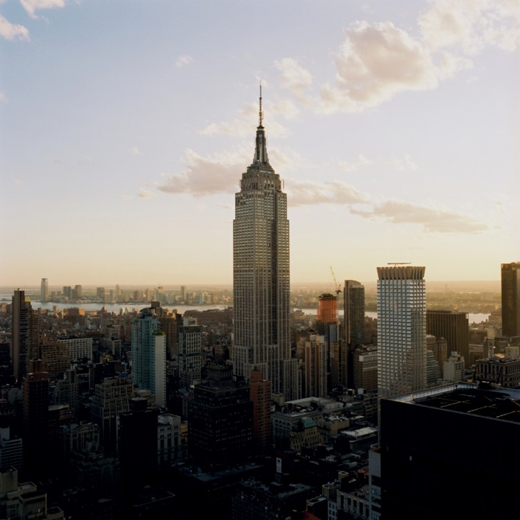 Empire State NYC by Brian Fink for Global Yodel 750x750 NYC by photographer BRIAN FINKE