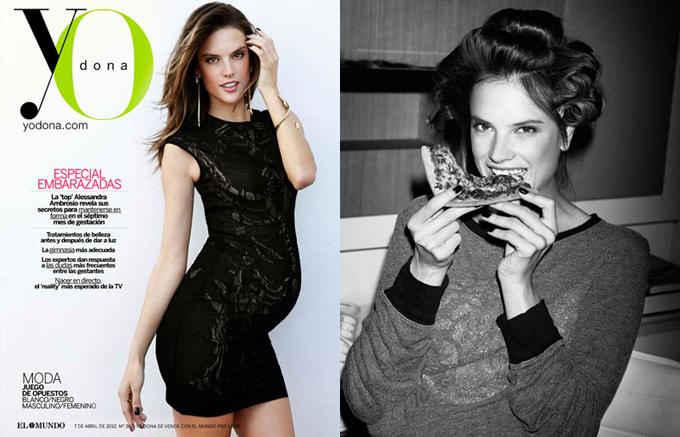 c019b alessandra ambrosio Alessandra Ambrosio in a photoshoot for Yo Dona