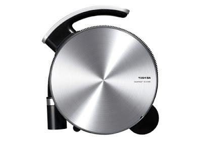Toshiba Escargot Vacuum