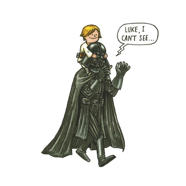 darth vader and son see Darth Vader & Son
