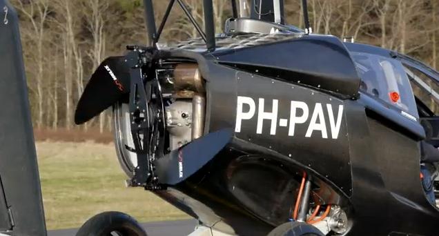 feeldesain PAL V Flying Car 1 PAL V | Flying Car