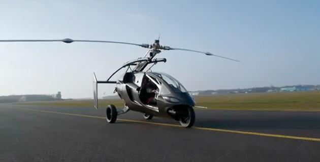 feeldesain PAL V   Flying Carmagine 4 PAL V | Flying Car
