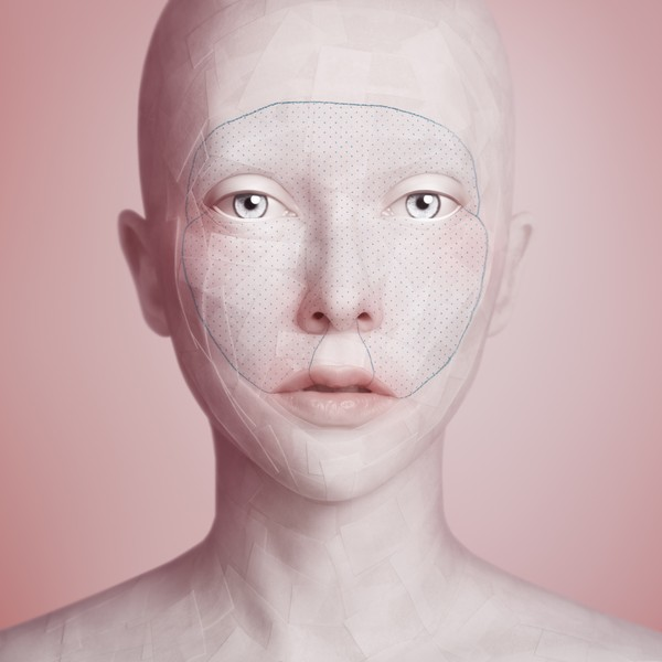 Another face by Oleg Dou