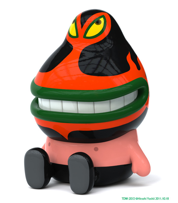 i1c38 Toy design by Hiroshi Yoshii
