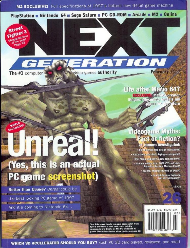 ijhbm 750x979 Nostalgic Video Game Magazine Cover Art & Vintage Design Print Ads From The Past