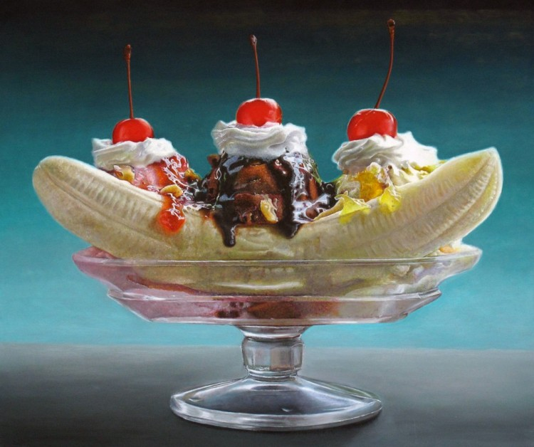 johnson1b 1024x858 750x628 Hyper realistic Paintings of Delicious Food