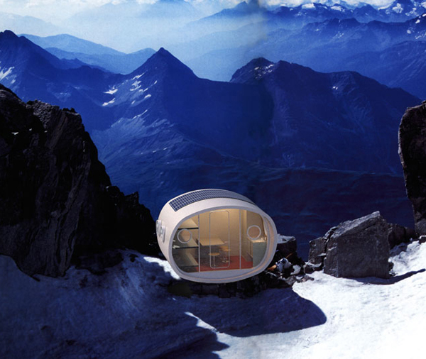 leap alpine pod 19 Portable Nature Lodge