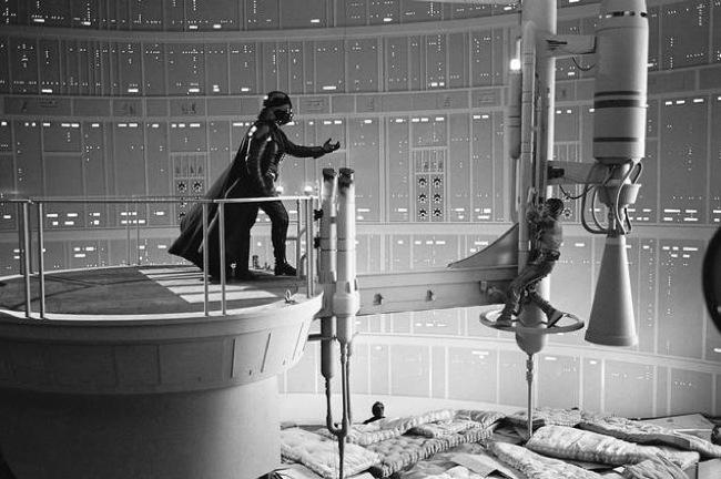 star wars behind the scenes 14 Star Wars Behind the Scenes