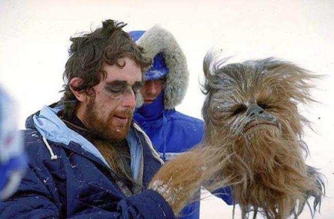 star wars behind the scenes 15 Star Wars Behind the Scenes