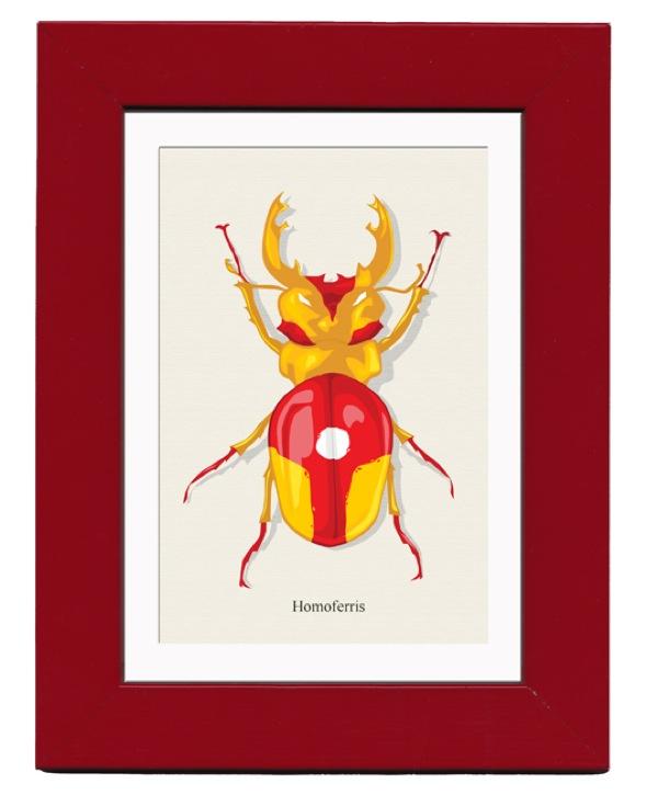 superhero bugs ironman Superhero Bugs