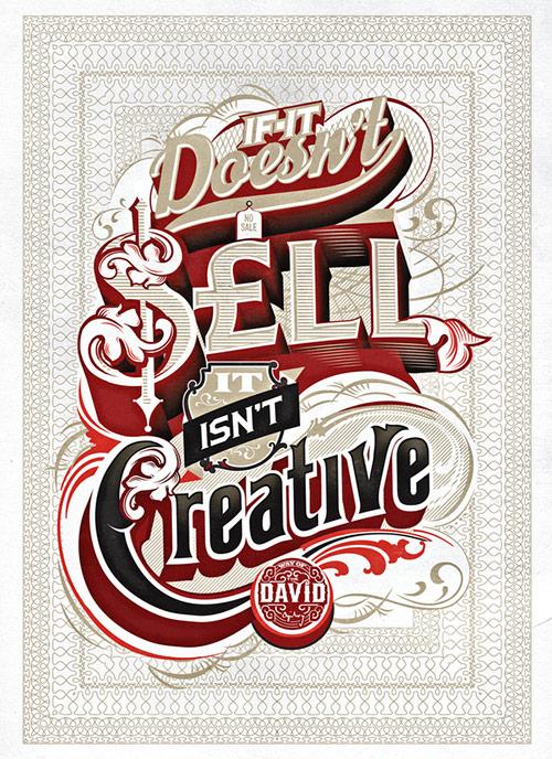 wayofthedavid Typography Design Inspiration #4
