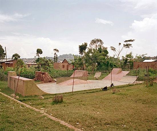 yann gross uganda skatepark 01 Kitintale Skate Park in Uganda – Photography by Yann Gross