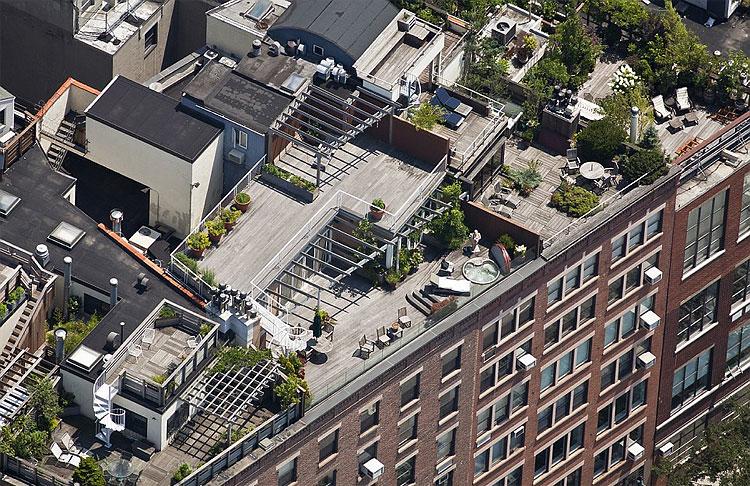 1411 New York Secret Rooftop World