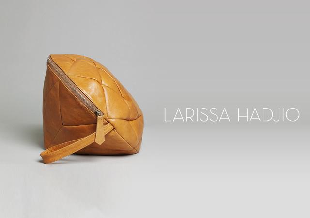1o10 Diamond bags by Larissa Hadjio