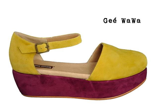 1o17 GeeWaWa Daphne wedges
