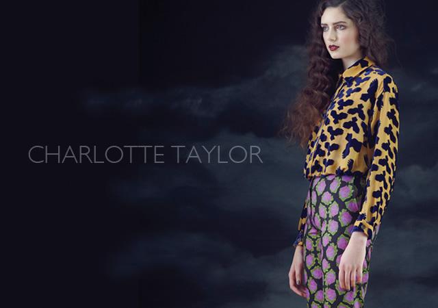 1o2 Charlotte Taylor f/w 2012