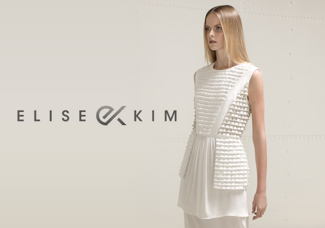 1o54 Elise Kim f/w 2012