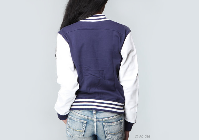 2o33 Adidas varsity jacket