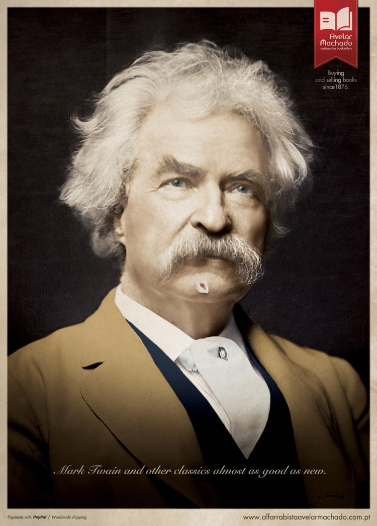 3 am marktwain 750x1046 Creative Advertising In These 90+ Epic, Smart & Beautiful Ads