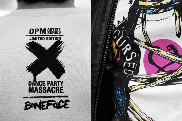 Boneface DPM 151 750x500 Dance Party Massacre X Boneface