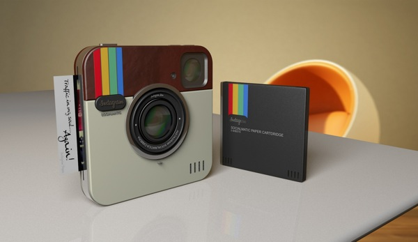 Instagram Socialmatic Camera 04 Instagram Socialmatic Camera