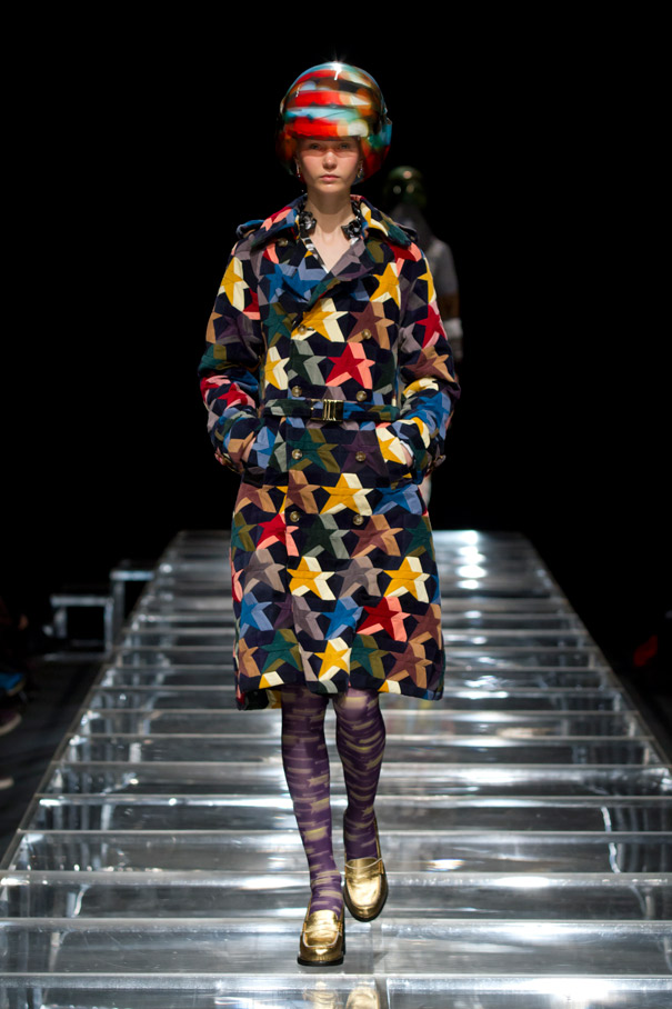 LTVs anrealage 12 Lancia TrendVisions, Anrealage, F/W 12, Time