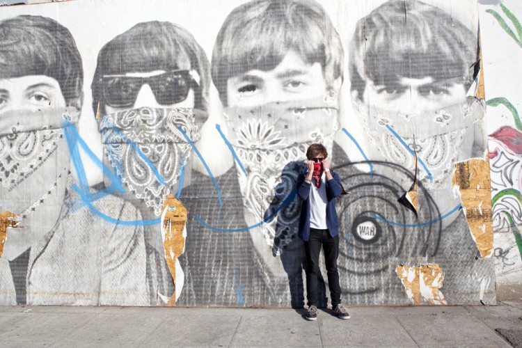 LaBrea Los Angeles by Christina Gandolfo for Global Yodel 750x500 THE FIFTH BEATLE BY CHRISTINA GANDOLFO IN LOS ANGELES, CALIFORNIA