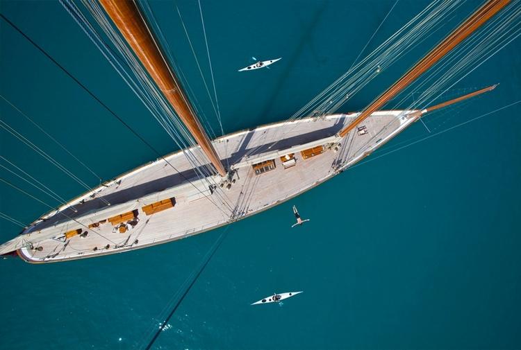 Luxury Yacht ELANA Elena – Luxury Sailing Yacht