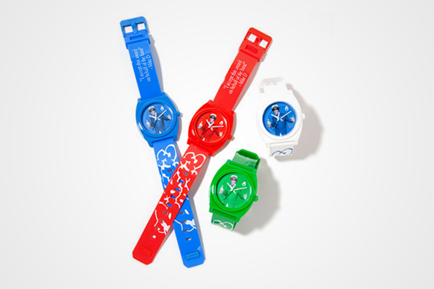 Boys Blue Time Tutor/Teacher Velcro Watch (105036) | Reflex-Watches