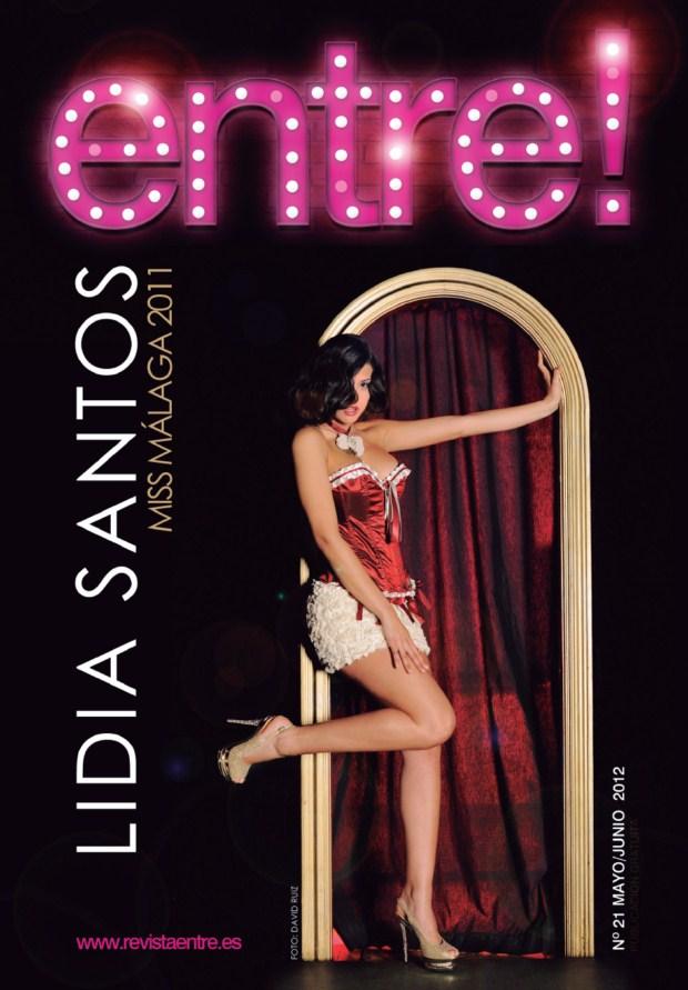 PAG 1600x1200 Lidia Santos, Miss Málaga 2011 for Revisa entre!