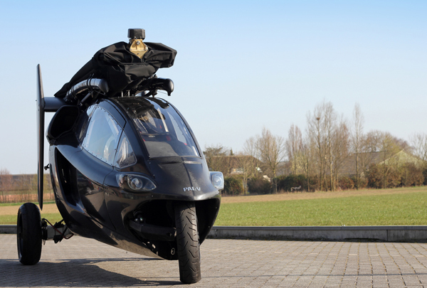 PAL V ONE 2 A Flying Car