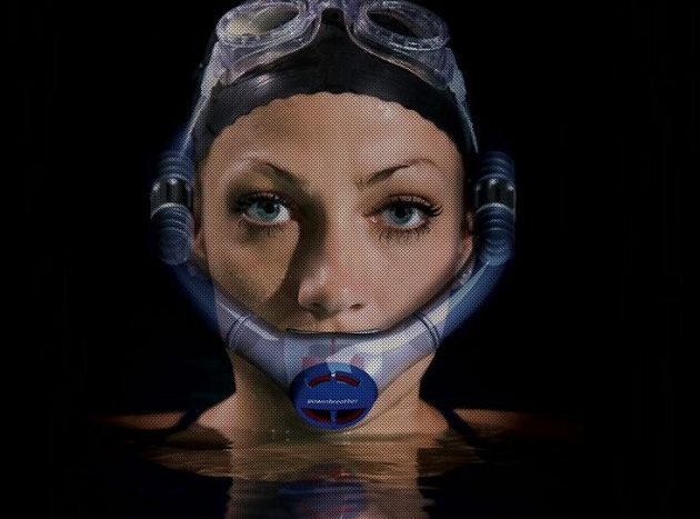 Powerbreather Sealed Snorkel 1 Sealed Snorkel by Powerbreather