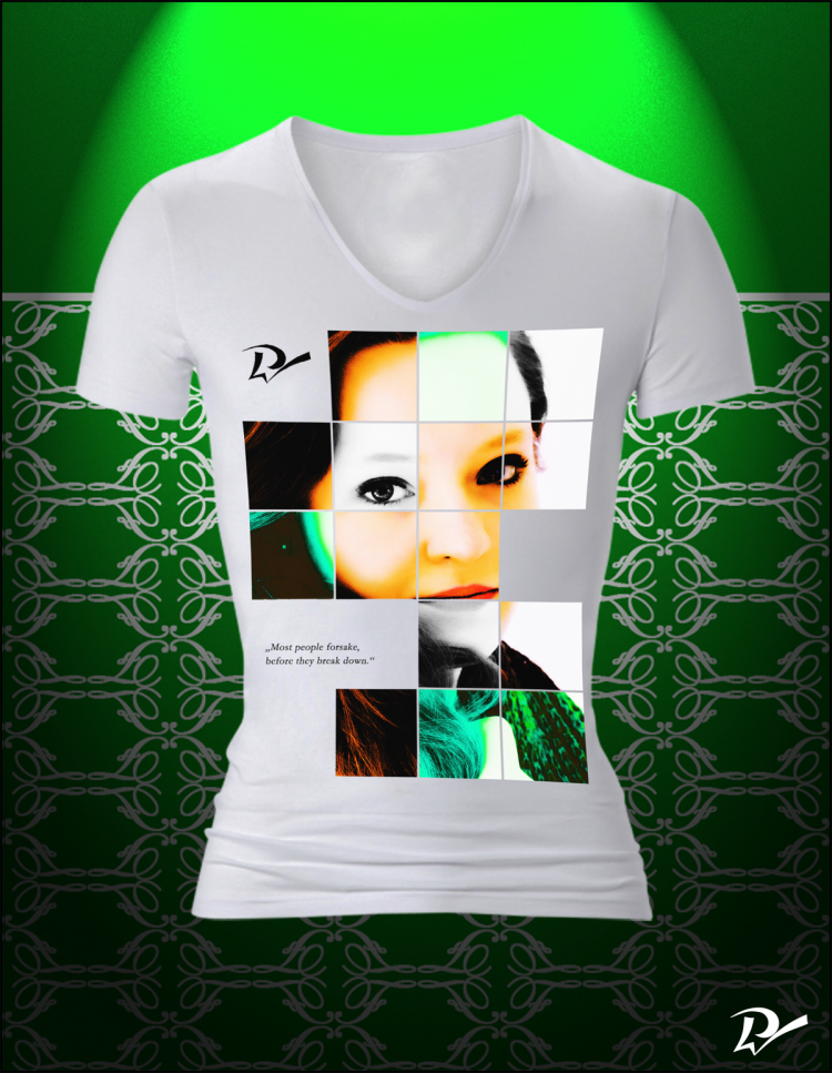 Shirt Hanna Green bg medium 750x967 PaulWhite   Fashion | RGB   Collection out NOW