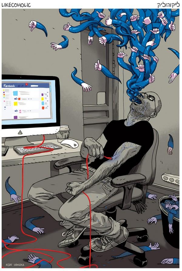 asaf2 Illustrations by Asaf Hanuka