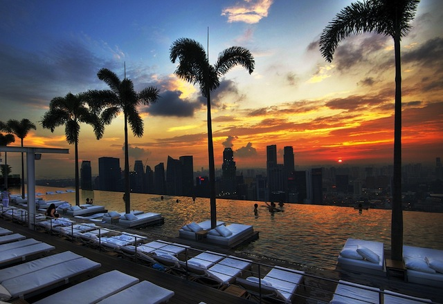 best of rooftop pools 01 Worlds most amazing Rooftop Pools