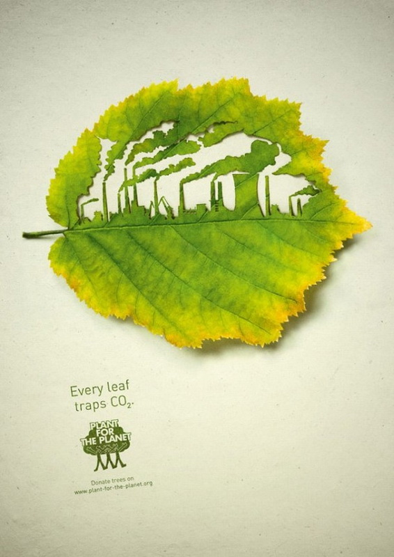 e33a4 LorenzoDuran5 The Advertising Campaign for Plant for the Planet
