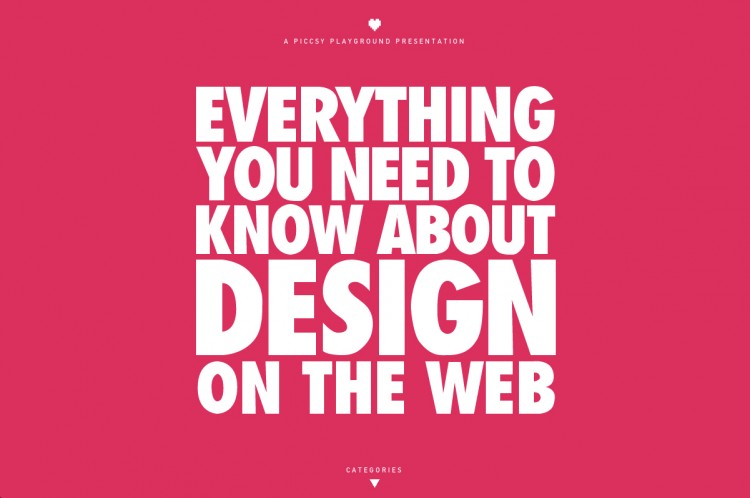 everything you need to know about design on the web 750x498 Everything You Need to Know About Design on the Web