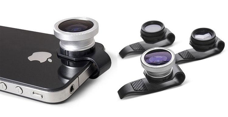 gizmon lense Gizmon Clip On Lenses for iPhone