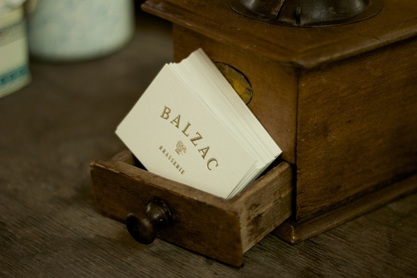 i1a137 Balzac Brasserie by Bravo Company