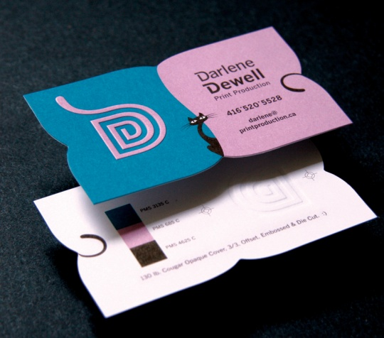 i1a74 Creative Business Card Designs