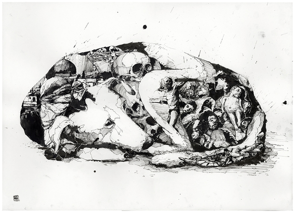 i1b138 Chaos und Ordnung by Simon Prades