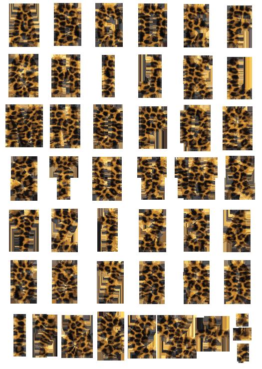 leopard preview Leopard. Handmade Font.