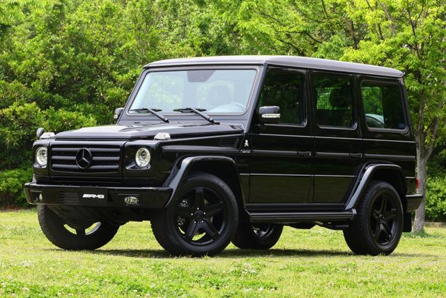 mmj mercedesbentz 02 Mastermind JAPAN x Mercedes Benz G 55 AMG