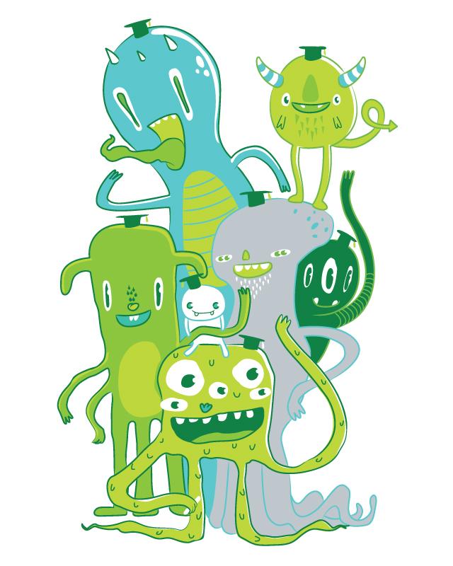 monsterschool tumblr Done with Monster School!