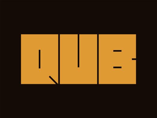 qub1 QUB font