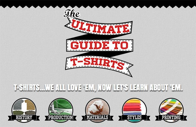 ydi ult tee guide Get To Know T Shirts With This Awesome Guide