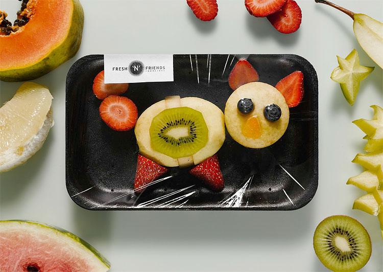 1193 FreshnFriends: Fruit Figures