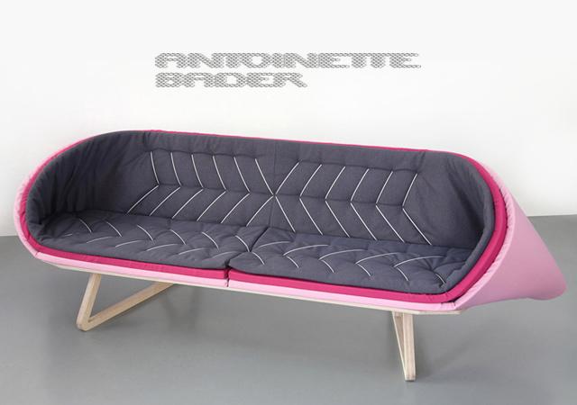 1o11 Sofa by Bader